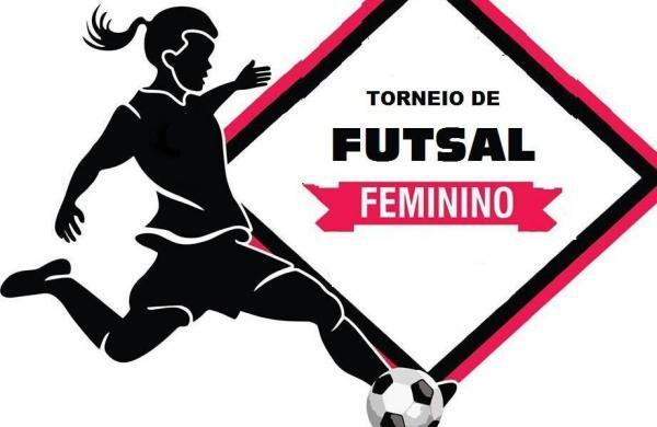 Abertas inscrições do 1º Torneio Regional de Futsal Feminino em Bossoroca 7c53e5fc72736